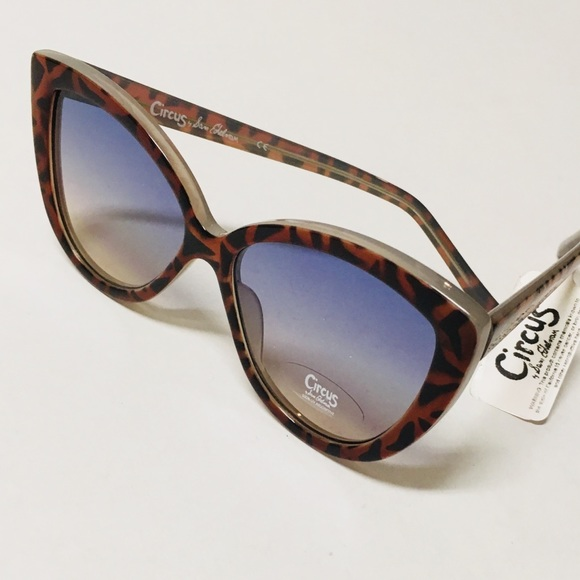 6f4e74e090 Circus by Sam Edelman tortie cateye sunglasses